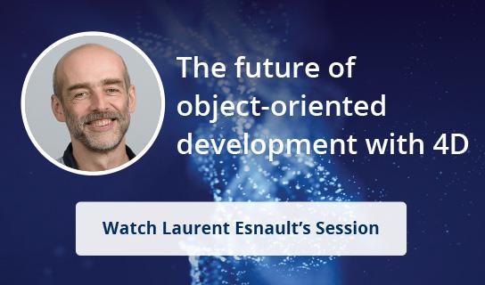El futuro del desarrollo orientado a objetos con 4D