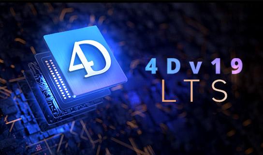 4D v19 lleva la construcción de aplicaciones empresariales a un nuevo nivel